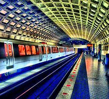 DC Metro by SuddenJim