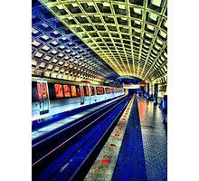 DC Metro Photographic Print