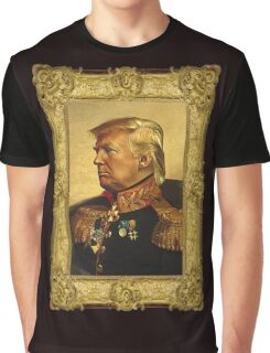 Emperor Trump 2016 Graphic T-Shirt
