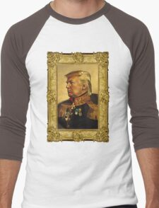 Emperor Trump 2016 Men's Baseball ¾ T-Shirt