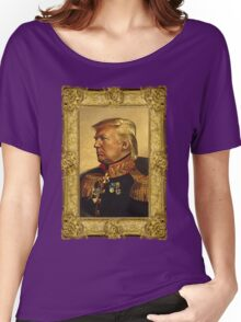 Emperor Trump 2016 Women's Relaxed Fit T-Shirt