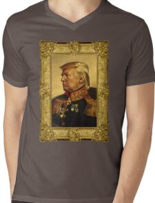 Emperor Trump 2016 Mens V-Neck T-Shirt