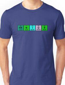 Periodic Table Genius Unisex T-Shirt