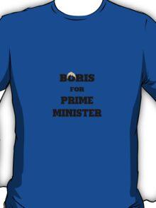 Boris for Prime Minister T-Shirt