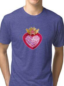 Super Sailor Chibi Moon Compact Tri-blend T-Shirt