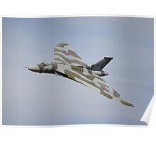Avro Vulcan B2 Poster