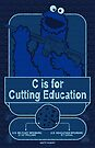 C is for Cutting Education by Brett Gilbert