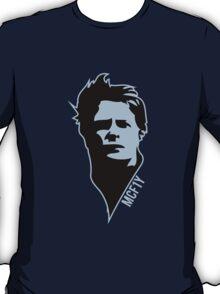 McF1y Blue Logo T-Shirt