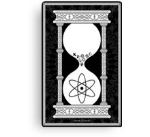 Religion's Time is Running Out Canvas Print