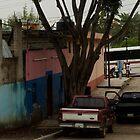 Oaxaca Street by LoshaPho