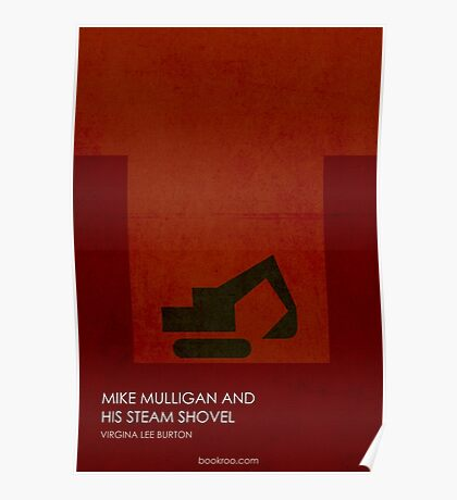 Mike Mulligan and His Steam Shovel Poster