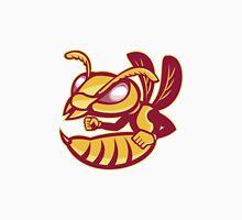 angry female hornet mascot Unisex T-Shirt