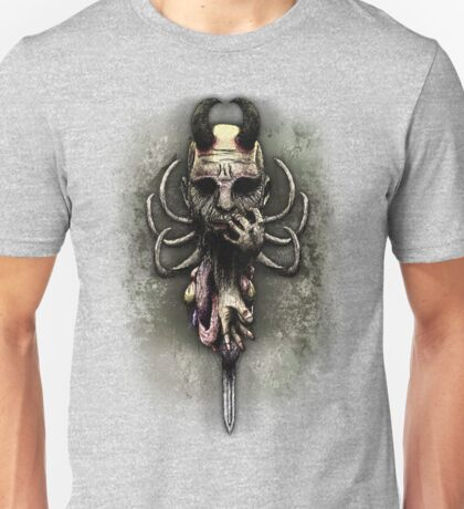 Hades Shrieked Color T-Shirt