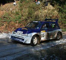 Wyedean Rally 2012 6R4 by Steve-Williams