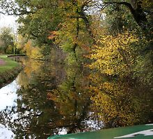 Canal by Steve-Williams