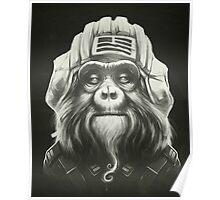Commander Poster