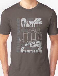 Time Travel Backwards T-Shirt
