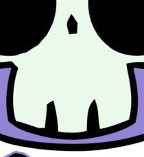 Grave Logo Sticker