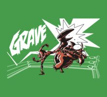 Grave - Finisher  Ver. 2 by Jon David Guerra