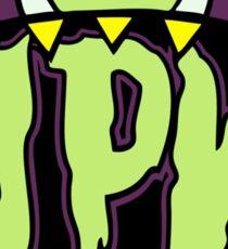 Nightmare Pro Wrestling - Logo  Sticker