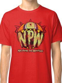 Nightmare Pro Wrestling - Vintage Tee Classic T-Shirt
