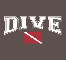 SCUBA Diving One Piece - Short Sleeve
