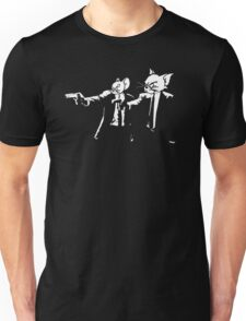 Vincent Mouse & Jules Cat Unisex T-Shirt