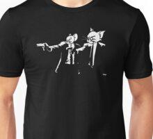 Vincent Mouse & Jules Cat Unisex T-Shirt