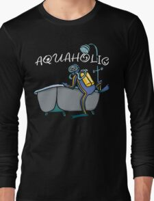 Funny SCUBA Diving Long Sleeve T-Shirt