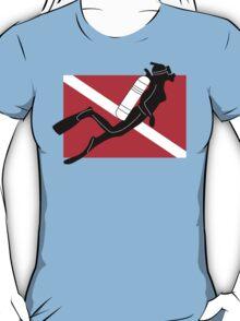 Women's SCUBA Diving T-Shirt
