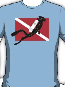 Men's SCUBA Diving T-Shirt