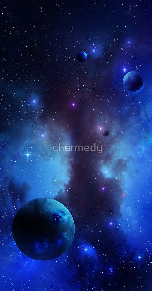 Silent Realm by charmedy