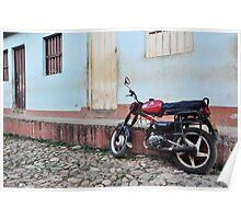 Trinidad de Cuba Poster