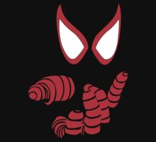 Miles Morales Spider-man T-Shirt by Yujiiro