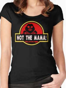 I'm the Baby! Women's Fitted Scoop T-Shirt