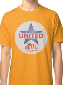VOTE QUEEN FOR MAYOR 2016 (v2) Classic T-Shirt