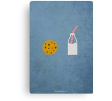 If You Give a Mouse a Cookie w/o Title Canvas Print