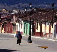 San Cristobal Mexico by Eva Kato