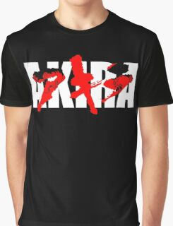 Neo Tokyo Shouting Match Graphic T-Shirt