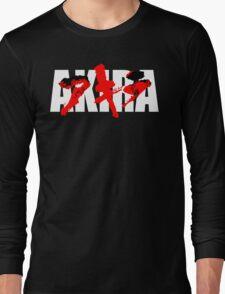 Neo Tokyo Shouting Match Long Sleeve T-Shirt