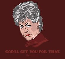 God'll Get You for That by Ray Caspio