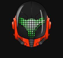 Daft Punk Samus Helmet V2 Unisex T-Shirt