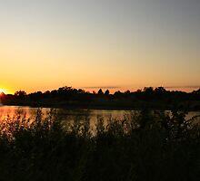 A Beautiful Sunset by Adam Kuehl
