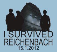Reichenbach survivor Kids Tee