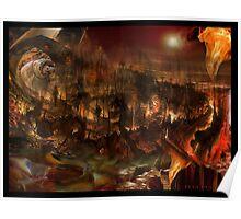 Godisnowhere 666 - Dantes Inferno extreme Poster