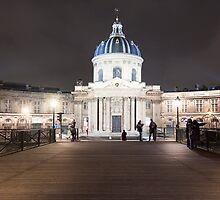 Palais de l'Institut de France by Mark Tisdale