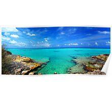 Bermudian Panorama Poster