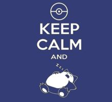 Keep Calm Zzznorlax by picky62