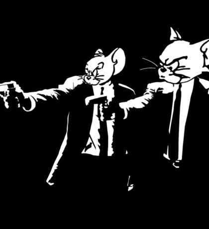 Vincent Mouse & Jules Cat Sticker