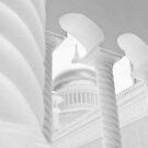 Omar Ali Saifuddin Mosque by Dean Mullin